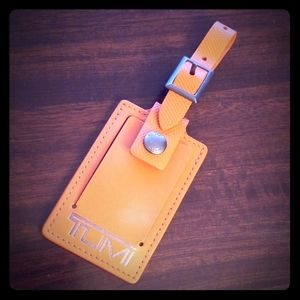 TUMI Luggage Tag